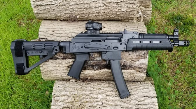 PSA AK-V Part Four:  Lubricating and Picking a Carrying Case