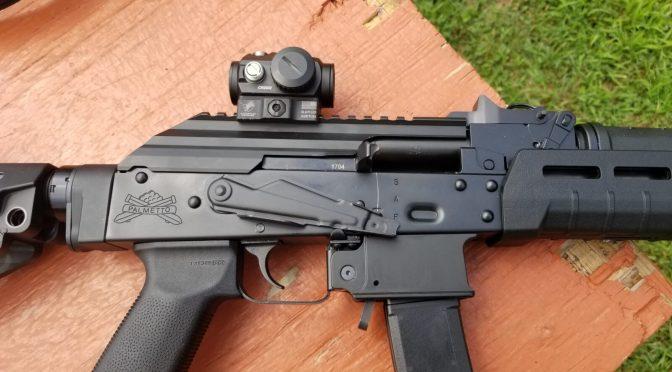 First Range Visit For the PSA AK-V