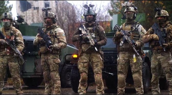 Motivational Video:  Wolves    UkraInian SOF – Shots of the Malyuk Bullpup and UR-10 Sniper Rifle