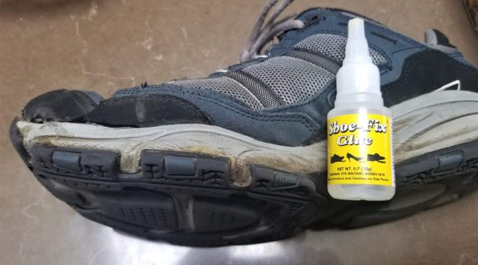 The Absolute Best Shoe and Boot Glue That I have Found!