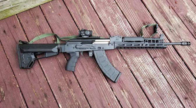 PSA AK-E Part 4: Customizing The Rifle