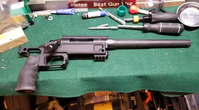 Building a Pork Sword – Part 3: Installing The Trigger and Chassis