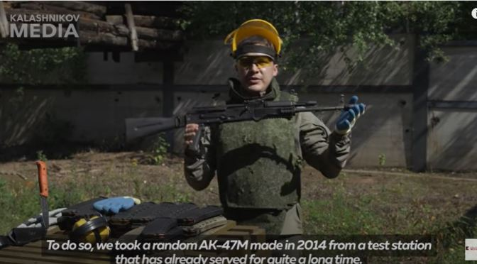 Video: Russian Gunbusters Fires An AK-74M Until It Fails