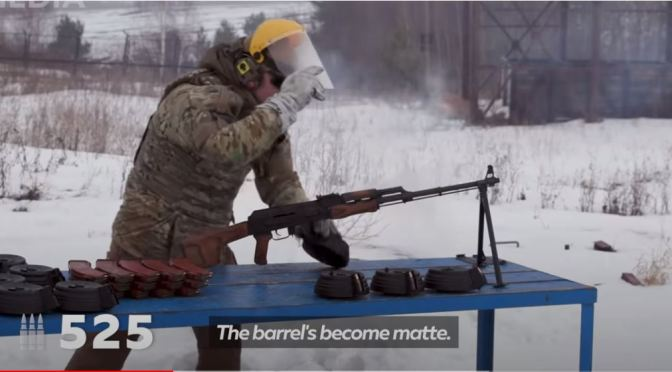 Video:  Russian Gunbusters  Fires a 1974 RPK in 7.62×39 Until It Fails – You Totally Need To Watch This!!