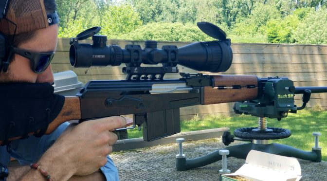 What Is The Best Optic For A Yugo M76 Rifle?