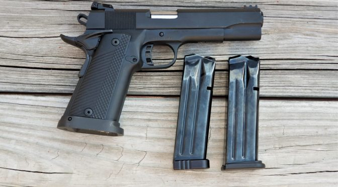 How To Convert Para P16 Magazines For Your High Capacity Rock Island 10mm Pistol