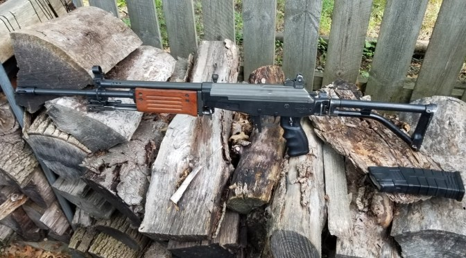 My First IMI Galil Kind Of – First Impressions of My New James River Arms Gallant