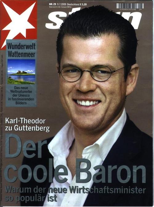 """""""Stern""""-Titelbild 2009"""
