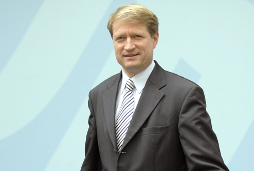 Ulrich Wilhelm (Bild: Bundesregierung, Sandra Steins)