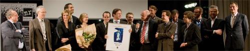 Verleihung Leuchtturm 2009 an NDR Info