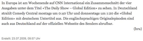 tagesanzeiger.ch Screenshot