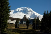 Oregon Timberline Lodge Summer