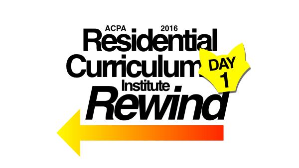 ACPA RCI 2016 Day 1 Recap