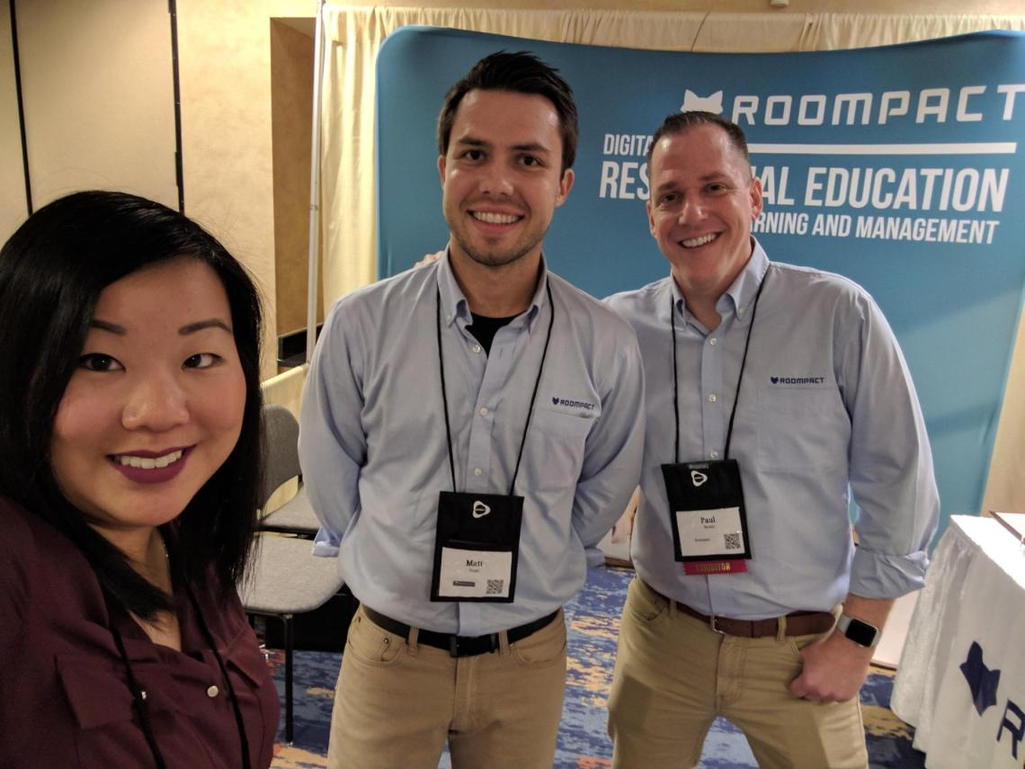 Roompact at the 2017 ACUHO-I Business Operations Conference