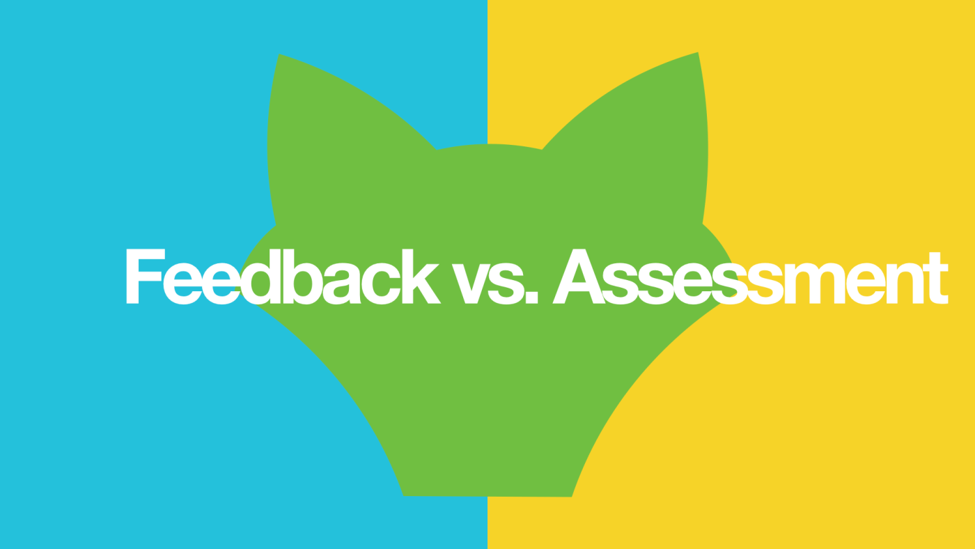 Feedback versus Assessment