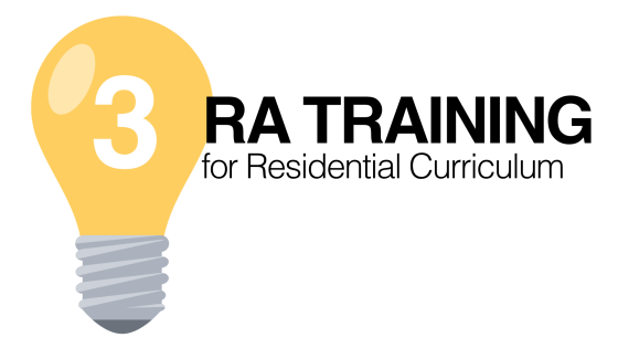 RA Training For Residential Curriculum Part 3