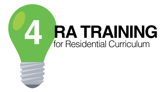 RA Training For Residential Curriculum Part 4