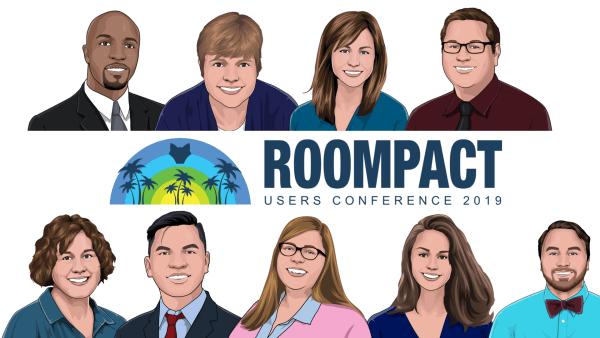 RoomCon 2019 Speakers