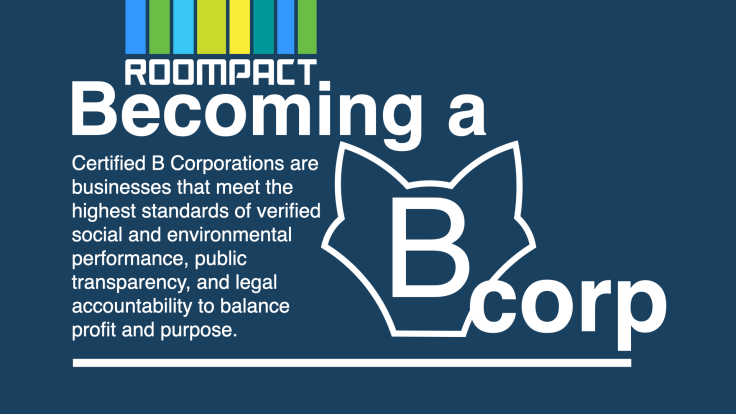 Becoming a B-Corp
