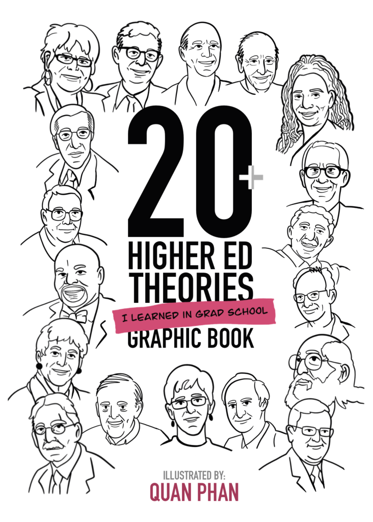 Quan Phan Higher Ed Theories Book