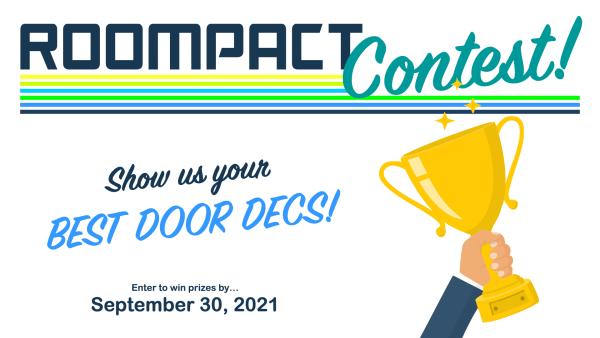 Roompact Door Dec Contest 2021
