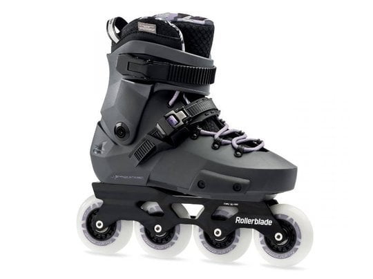 Rolki Rollerblade Twister Edge 2020 W Anthracite/Lilac