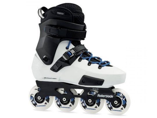 rolki Rollerblade Twister Edge 2020 X White/Royal Blue
