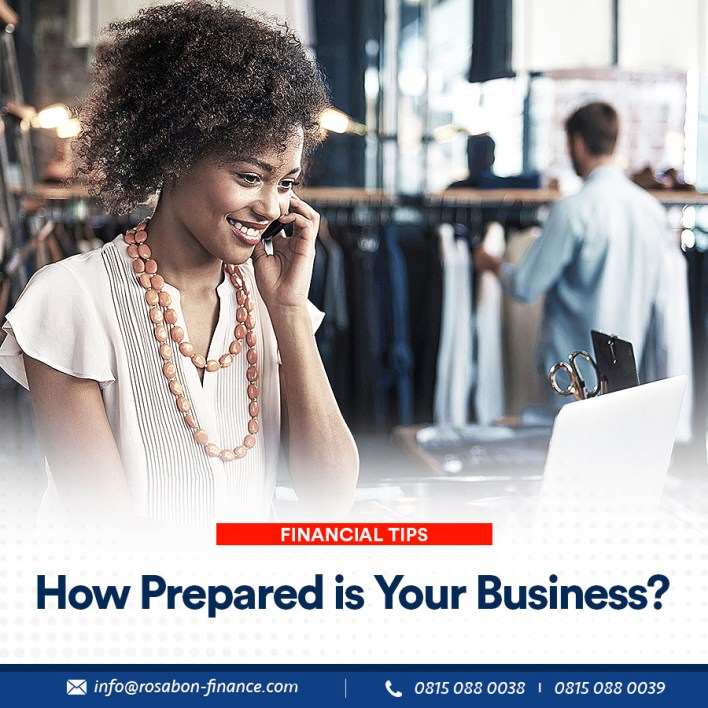 how prepared is your business