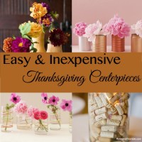 Thanksgiving Table Decorating Ideas Cheap  Review Home Decor