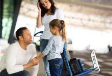 نصائح رومانسيه لاستقبال الزوج بعد عودته من السفر