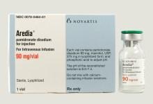 اريديا امبولات تستعمل في معالجة فرط الكالسيوم في الدم