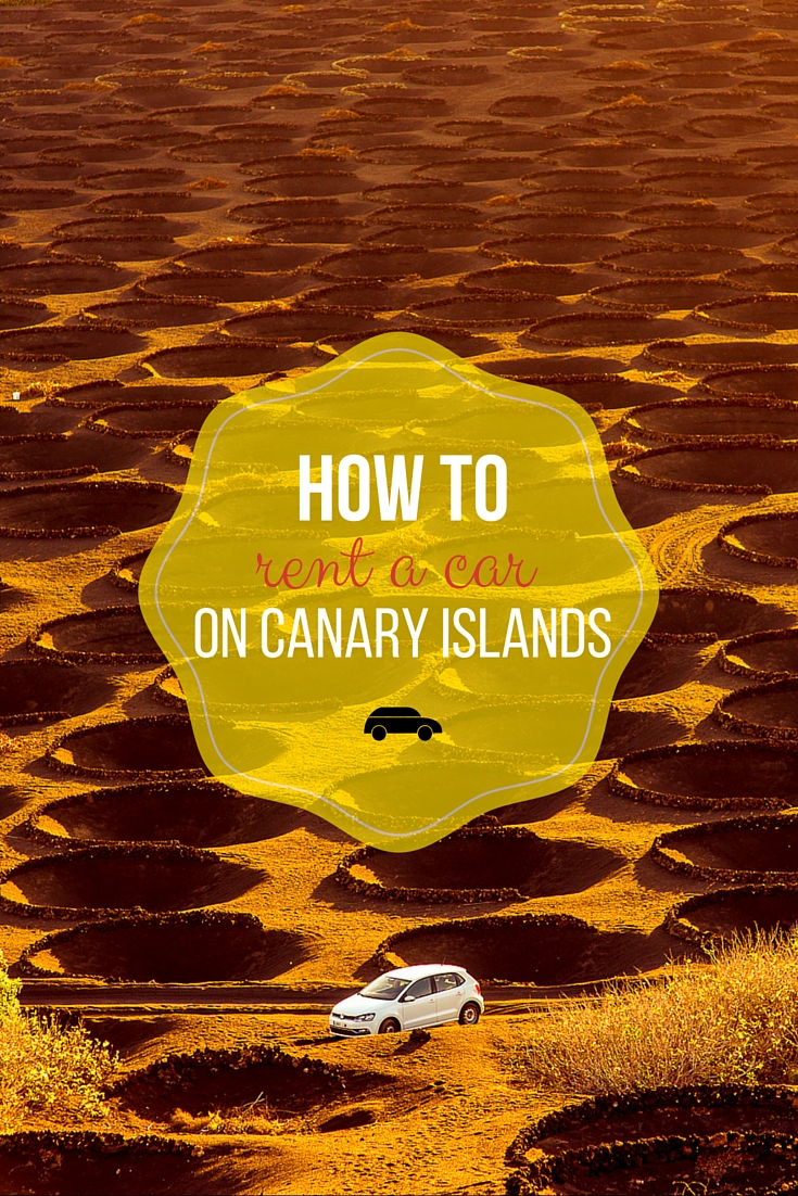 How to rent a car on Canary Islands