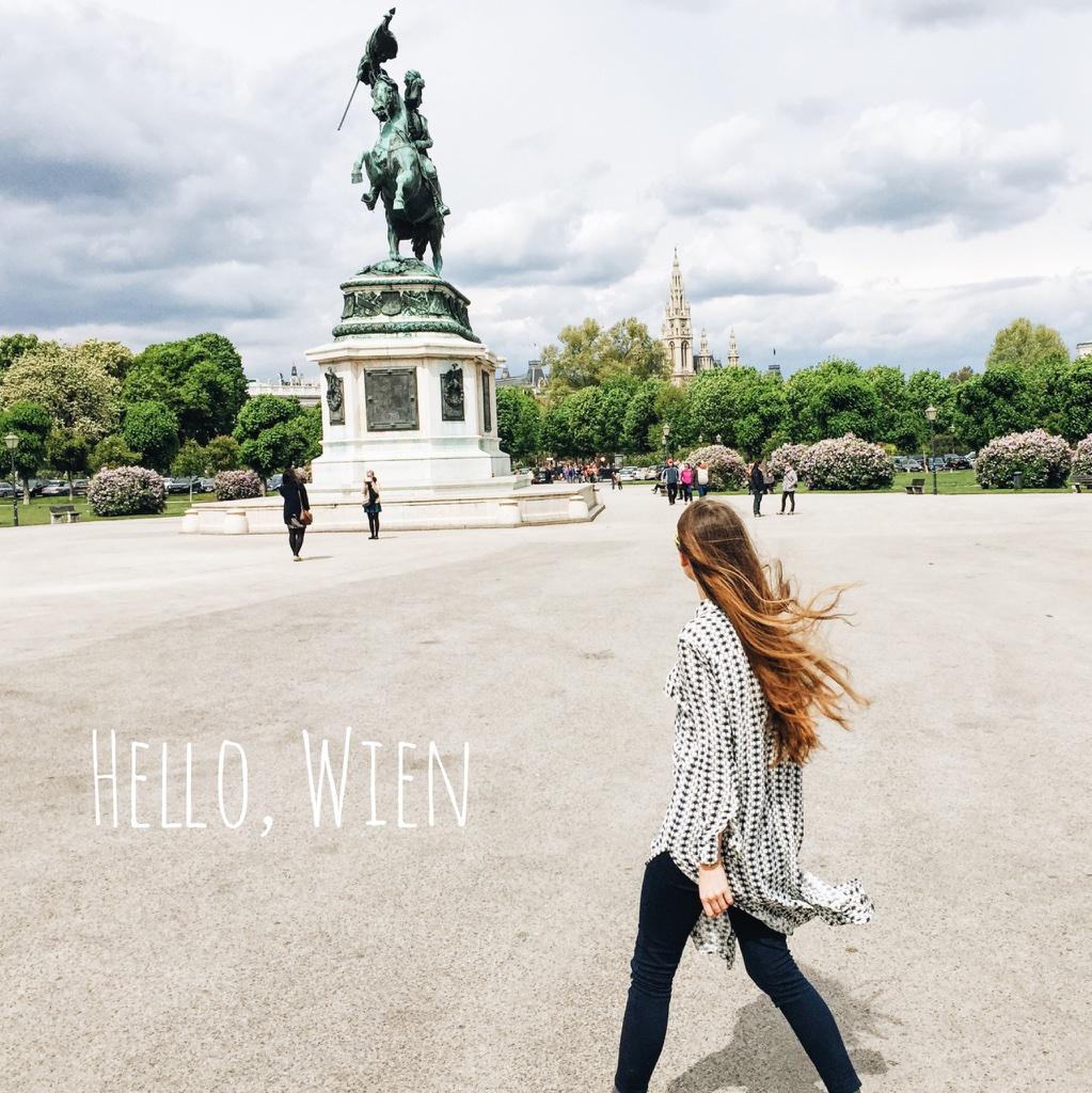 Hello Wien
