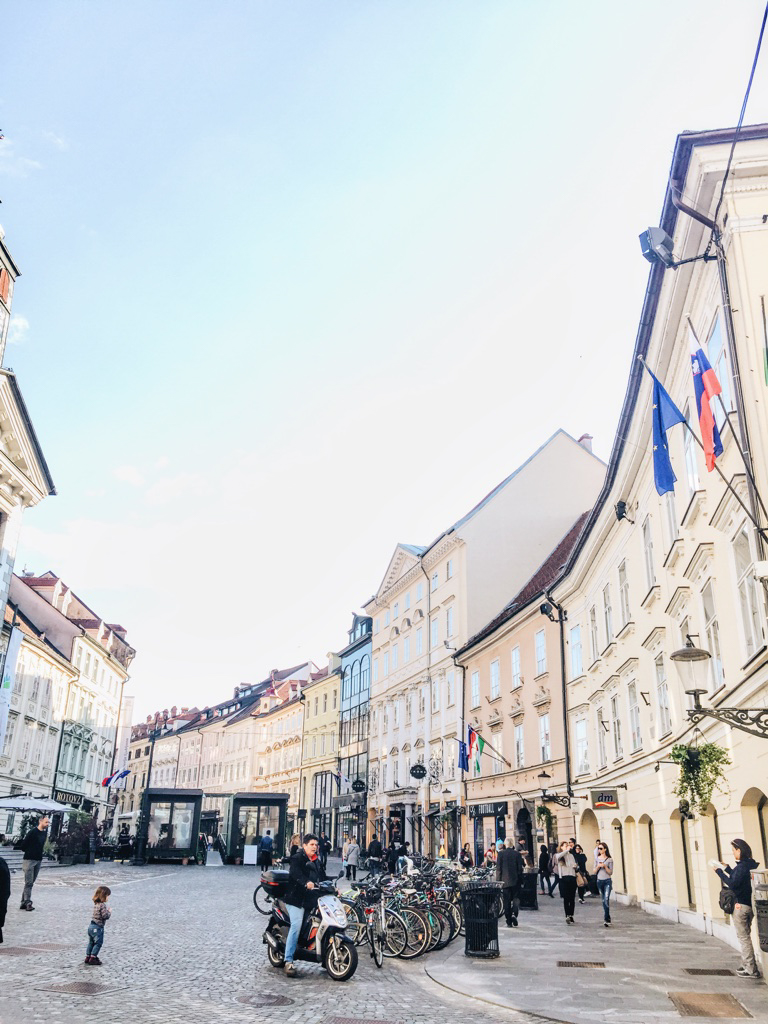 Visit a lovely Ljubljana in Slovenia - RossandHelen Travel blog