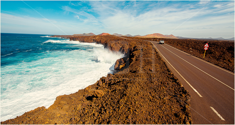 10 Timanfaya volcano park on Lanzarote, Canary Islands