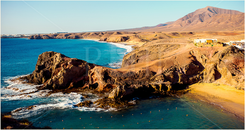 11 playa Papagayo Lanzarote, Canary Islands