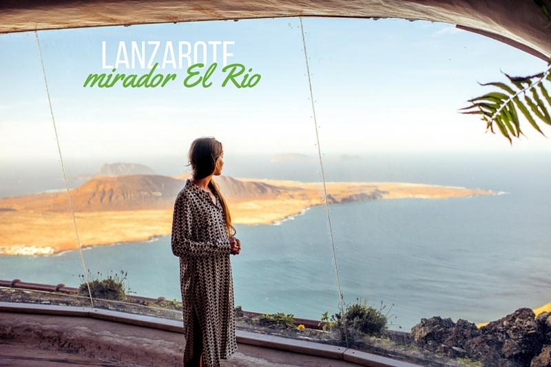 23 Lanzarote, Mirador El Rio