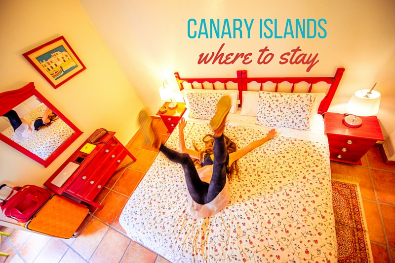 8 Canary Islands, where to stay