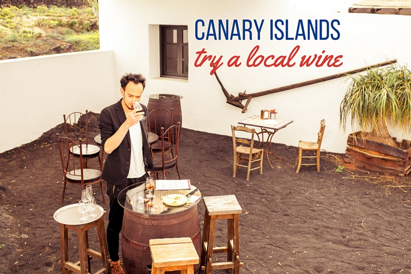 9 Canary Islands, try a local wine