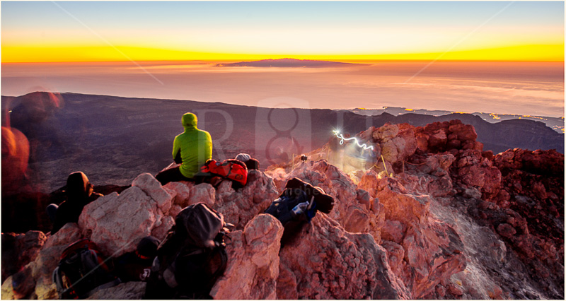 Teide volcano Tenerife Canary Islands