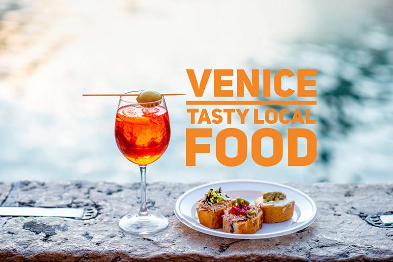 venice tasty local food