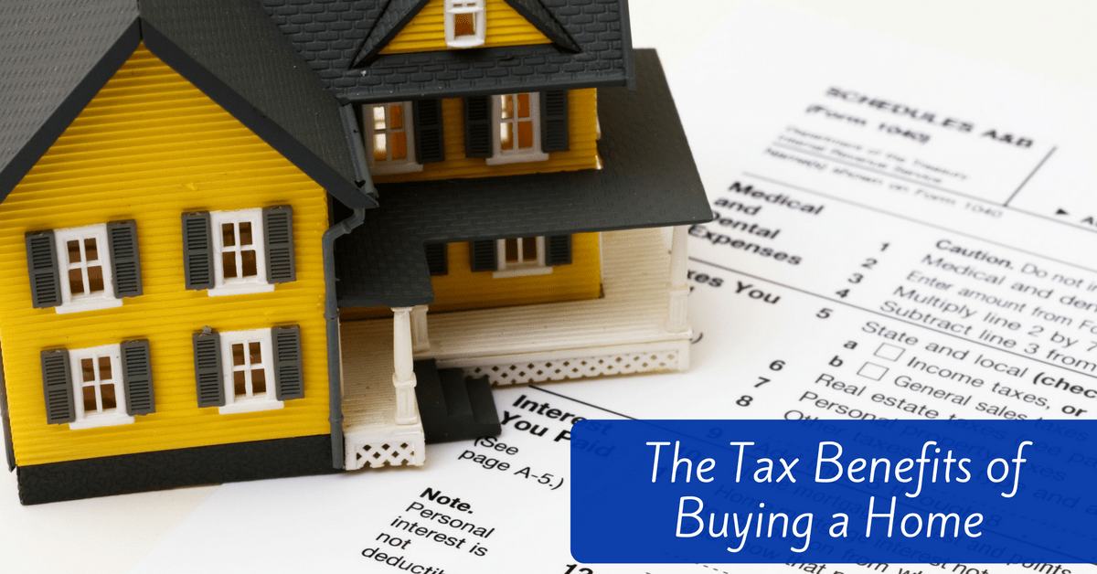 Image result for buying a home helps taxes