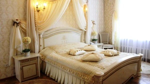 Romantic Bedroom Interior Design Ideas