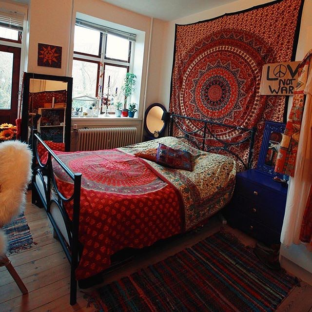 50 Hippie Room Decorating Ideas  Royal Furnish