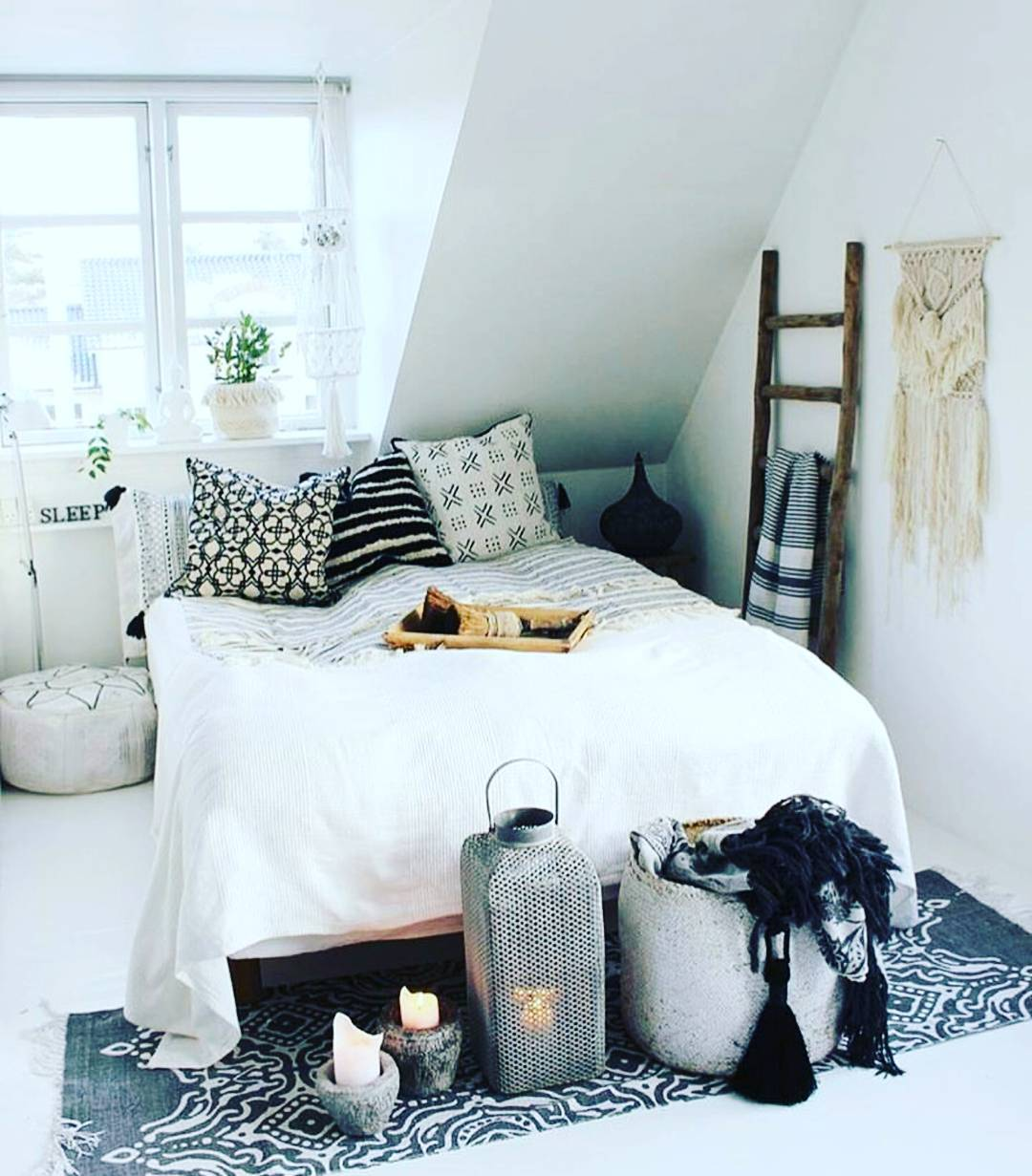 21 Bohemian Chic Bedroom Decor Ideas
