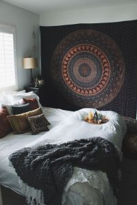 Bohemian Style Bedroom Decorating Ideas