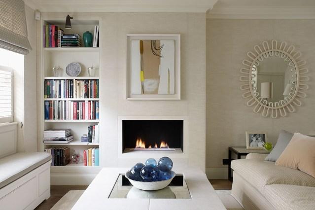 Small Living Room Decorating Idea