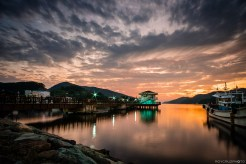 Tongyeong Chuseok Sunset-1
