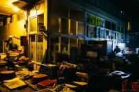 Tongyeong Streets Night Fuji 18mm-4