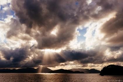 Korea Landscape Photographer Summer Clouds Over Tongyeong-3